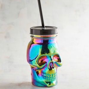💥Pier one skill tumbler with straw 💥